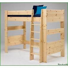 Massivholz Hochbett Kinderbett Etagenbett Stockbett Holz