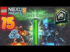 Nexo Knights Malvorlagen Walkthrough Battle Suit Macy Nexo Combo Shields Lego Nexo