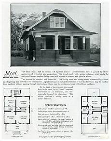bungalow house plans 1920s 1920 bennett homes the ideal bungalow house plans new