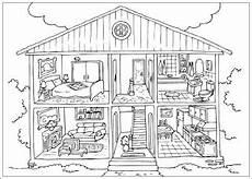 Ausmalbilder Haus Und Garten Ausmalbilder Zum Ausdrucken Ausmalbilder Haus Zum Ausdrucken