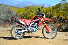 2018 honda crf250l rally test cycle news