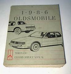 motor repair manual 1992 oldsmobile toronado electronic throttle control 1986 oldsmobile toronado original dealer service department shop manual ebay