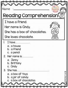 reading worksheets for kindergarten worksheet mogenk paper works