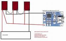 in reihe geschaltete li ion akkus laden mikrocontroller net