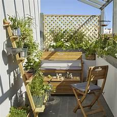 Banc De Jardin Denia Avec Dossier Terrasses Balcons