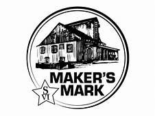 Makers Mark Logo  9000 Design Ideas
