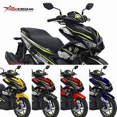Modifikasi Striping Aerox 155 by Modifikasi Striping Yamaha Aerox 155vva Energy All