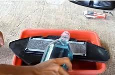 Filter Variasi Motor Injeksi by Cara Aman Membersihkan Filter Udara Motor Injeksi Tanpa
