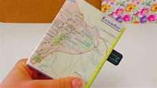 notizbuch selber basteln tagebuch diy tagebuch gestalten reise notizbuch