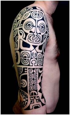 Maori Arm - 30 maori arm tattoos collection
