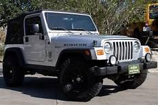 jeep wrangler rubicon gebraucht used 2004 jeep wrangler rubicon for sale 11 995