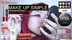Tutorial Make Up Kerja Simple Cuma 10 Menit