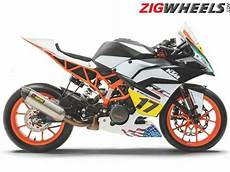 2017 ktm rc cup and racebike details announced zigwheels
