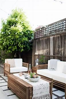 Indoor Outdoor Living Room a california outdoor living room hej doll simple