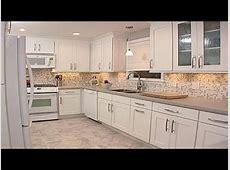 Kitchen Backsplash Ideas With White Cabinets   YouTube