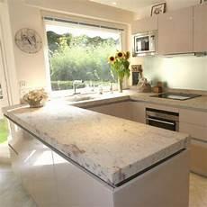 plan de travail en granit pour cuisine kitchen granite worktops ivory brown patin 233 mdy