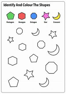colors shapes worksheets 12808 color the shape worksheets activity shelter