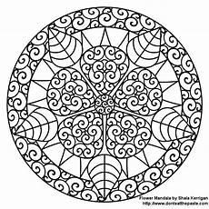 Malvorlagen Mandalas Gratis Don T Eat The Paste Mandalas Coloring Pages