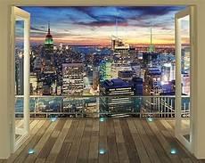 poster mural new york new york city skyline wall mural