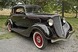 1934 Hudson Standard Eight  Information And Photos