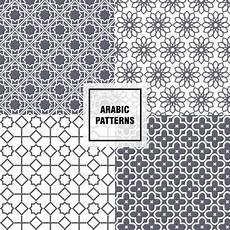 Arabische Muster Malvorlagen Bilder Graue Arabische Muster Der Kostenlosen Vektor