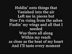 time of my david cook time of my lyrics