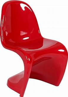 chaise plastique design le monde de l 233 a