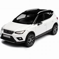 Seat Modelle Suv - seat arona suv nevada weiss ab 2017 1 43 seat modell auto