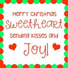 merry christmas sweetheart free love ecards greeting cards 123 greetings