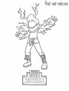 Malvorlagen Fortnite Io Fortnite Battle Royale Coloring Page Sgtwinter Skin W 2019