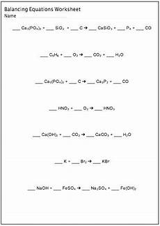 physical science balancing equations worksheet 13078 9 best images of log equations worksheets volume formulas geometric shapes ged practice test