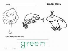 color green worksheets for preschool 12861 free preschool worksheets for learning colors advice for
