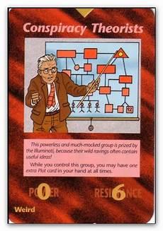 illuminati board illuminati card part i complete list 12160 social