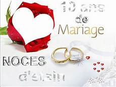 montage photo 10 ans de mariage pixiz