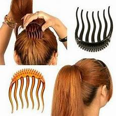 how to use bump it hair accessory bump it up volume inserts hair clip for ponytail bouffant