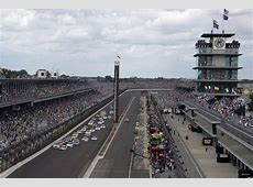 races at indianapolis motor speedway