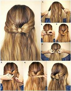 How To Make A Bow With Your Hair learn how to make your own hair bow alldaychic