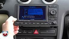 2006 2013 Audi A3 Navigation Radio Removal