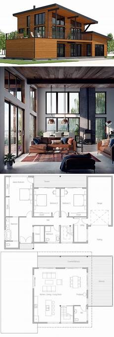 sloping hill house plans house plan built into a slope hill so that bottom story