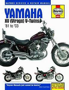 find 1981 2003 yamaha virago xv 535 750 1100 repair manual motorcycle in laguna hills