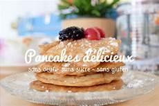 Pancakes Vegan Sans Gluten Sans Oeuf Rue De L Industrie