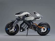 Yamaha Motoroid Concept Is A Semi Autonomous Bike Thatll