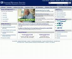 irs gov internal revenue service