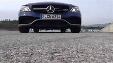 Tachovideo 2015 Mercedes Amg C63 S Acceleration 0 100