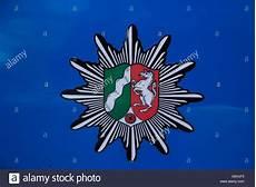 Polizei Nordrhein Westfalen Stockfoto Bild 103649927 Alamy