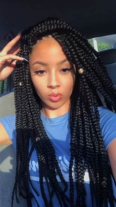 40 unique box braids hairstyles to make you look super office salt