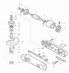 buy makita n9514b replacement tool parts makita n9514b other tools in makita electric grinder