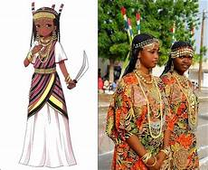 traditional clothes of afar people in djibouti ethiopia and eritrea in 2019 african attire