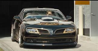2017 Pontiac Bandit Trans Am  Limited Edition
