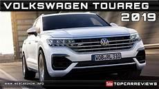 2019 volkswagen touareg review rendered price specs